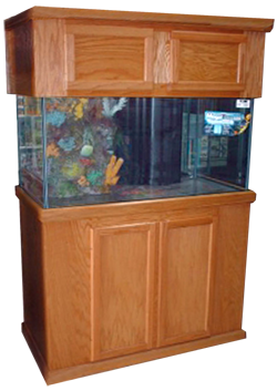aquarium wood products serenity oak cabinet